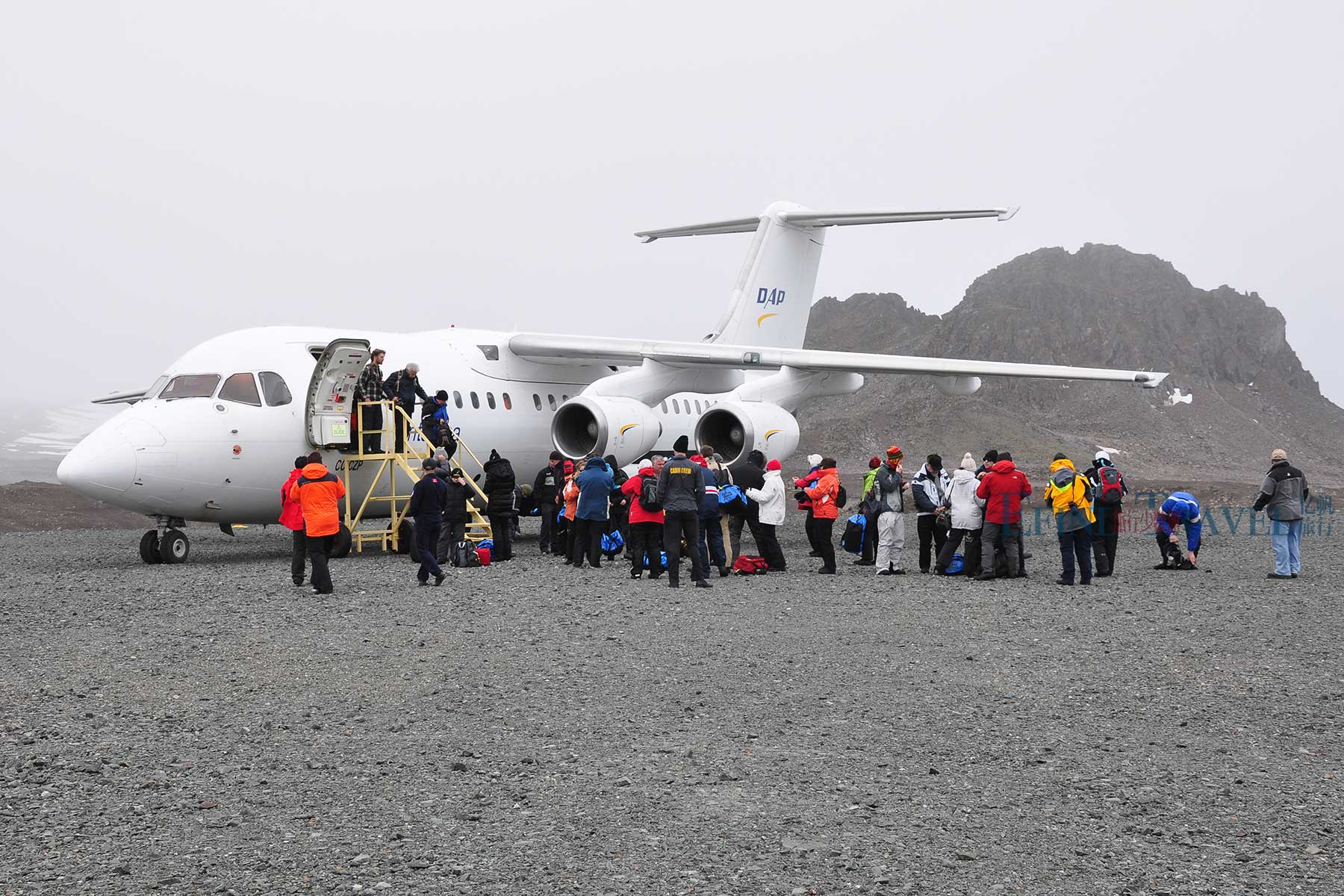 南极飞机场