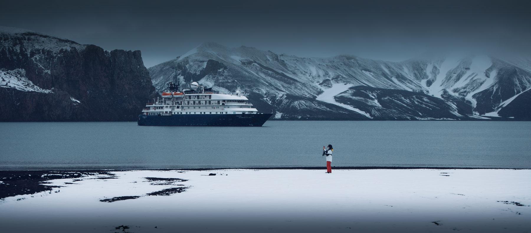 南极欺骗岛