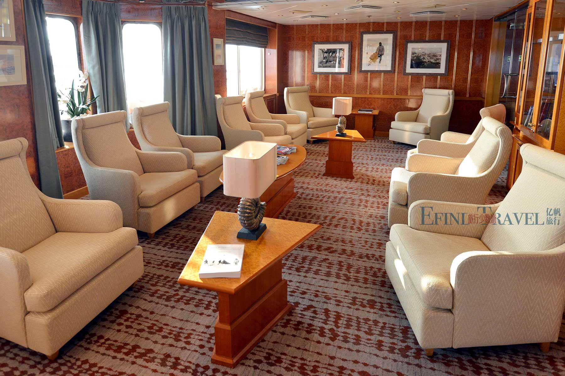 赫布里底天空号南极探险豪华游轮