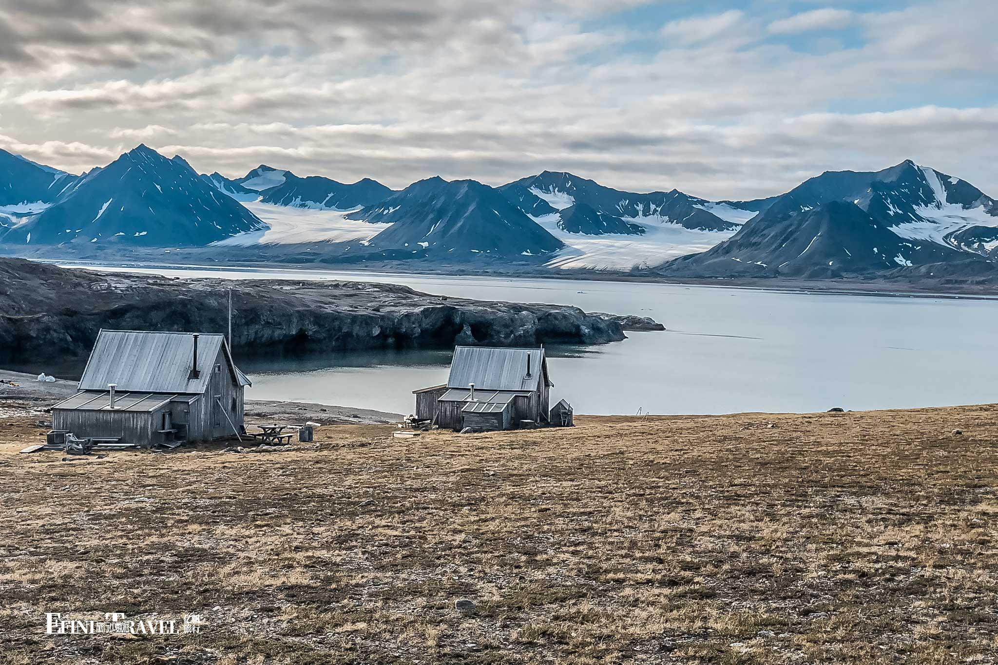 北极斯瓦尔巴德群岛