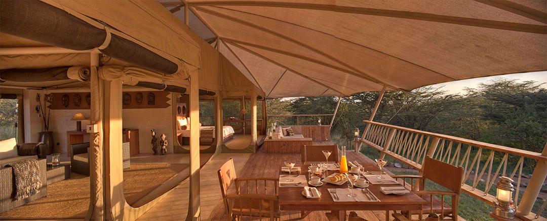 bushtops野奢度假移动帐篷酒店