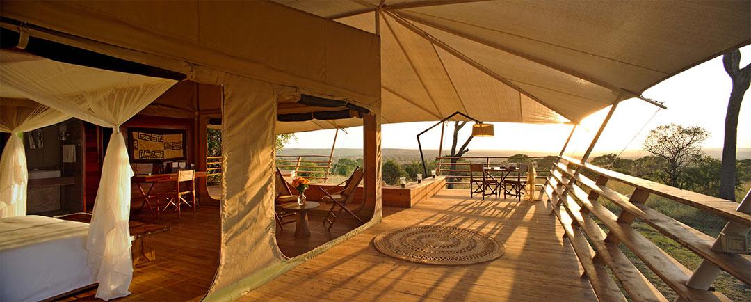 bushtops塞伦盖蒂野奢度假帐篷酒店