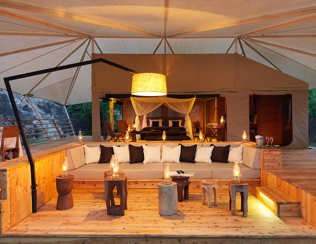 肯尼亚塞伦盖蒂帐篷酒店
