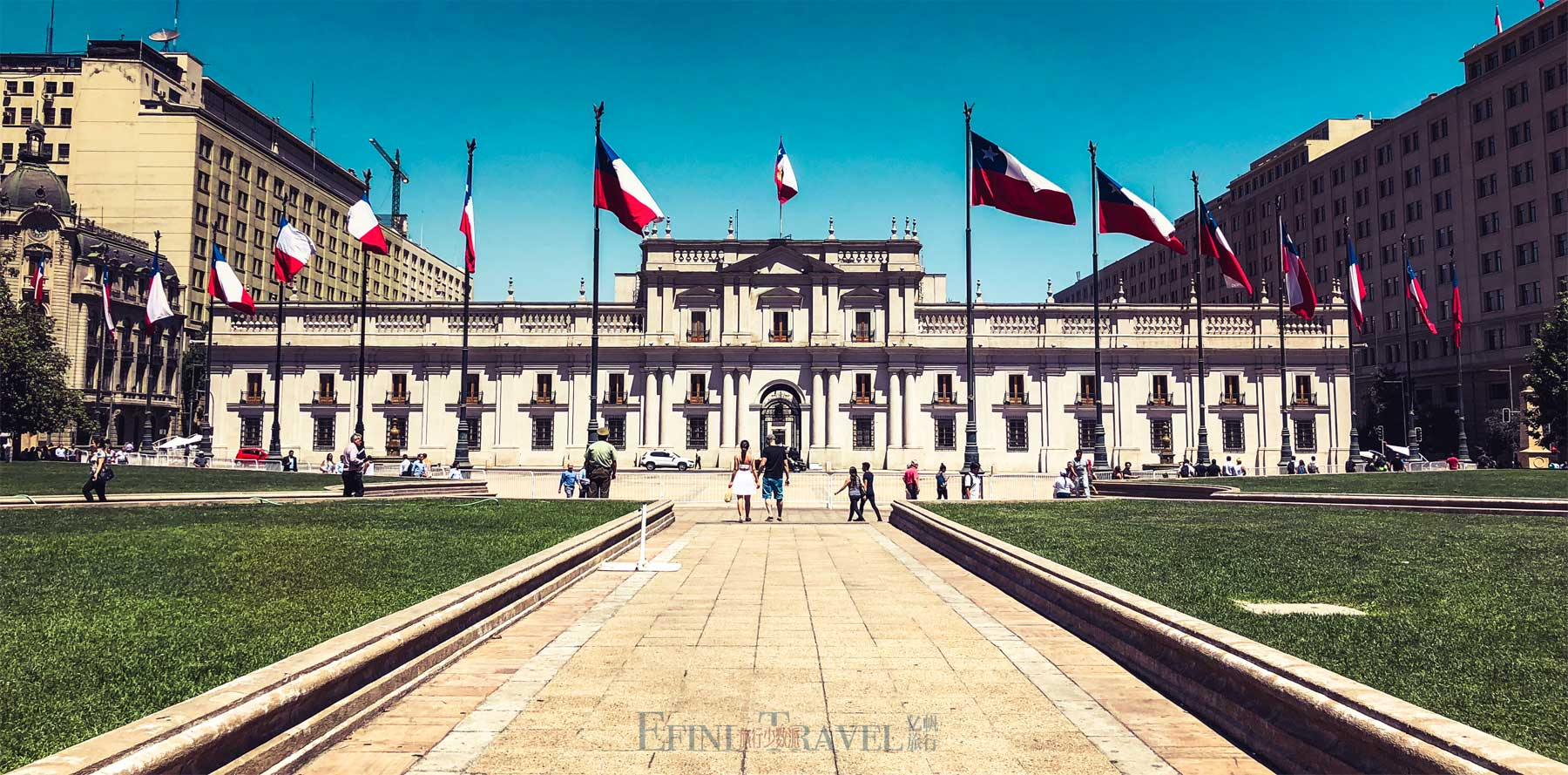 智利总统府