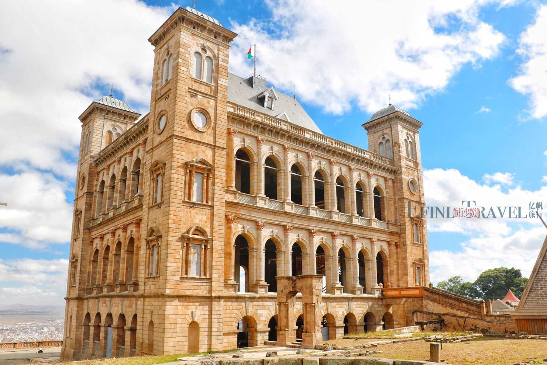 马达加斯加塔那那利佛女王宫
