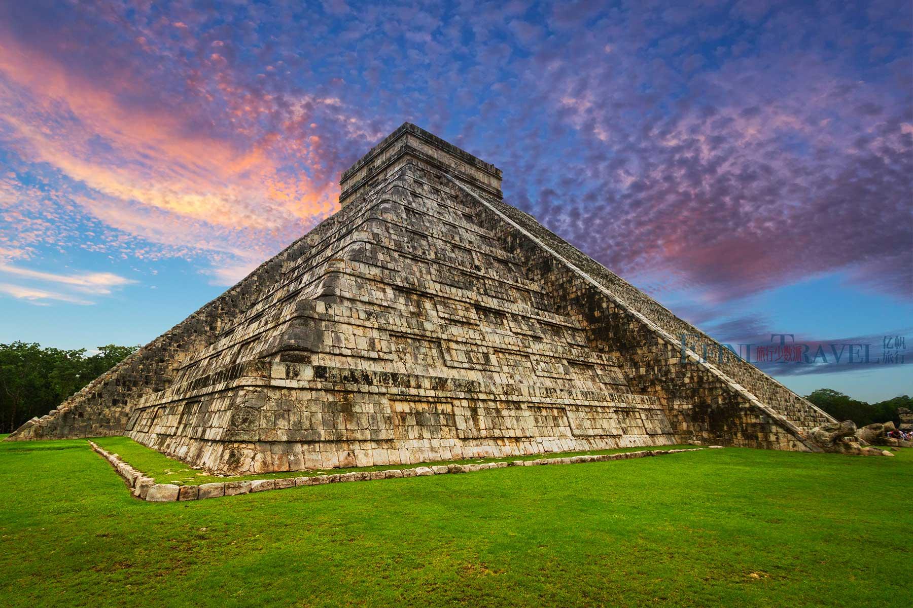 墨西哥玛雅遗址
