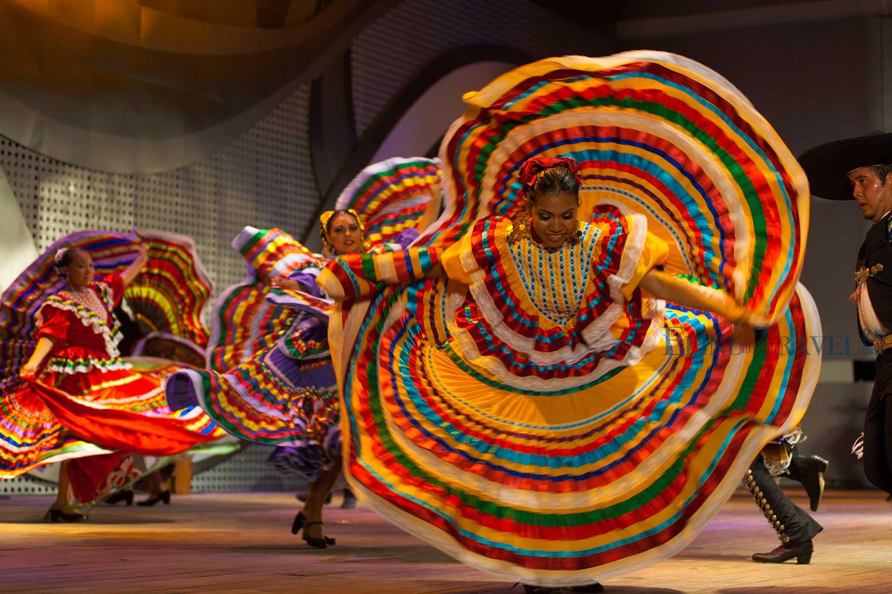 墨西哥舞蹈
