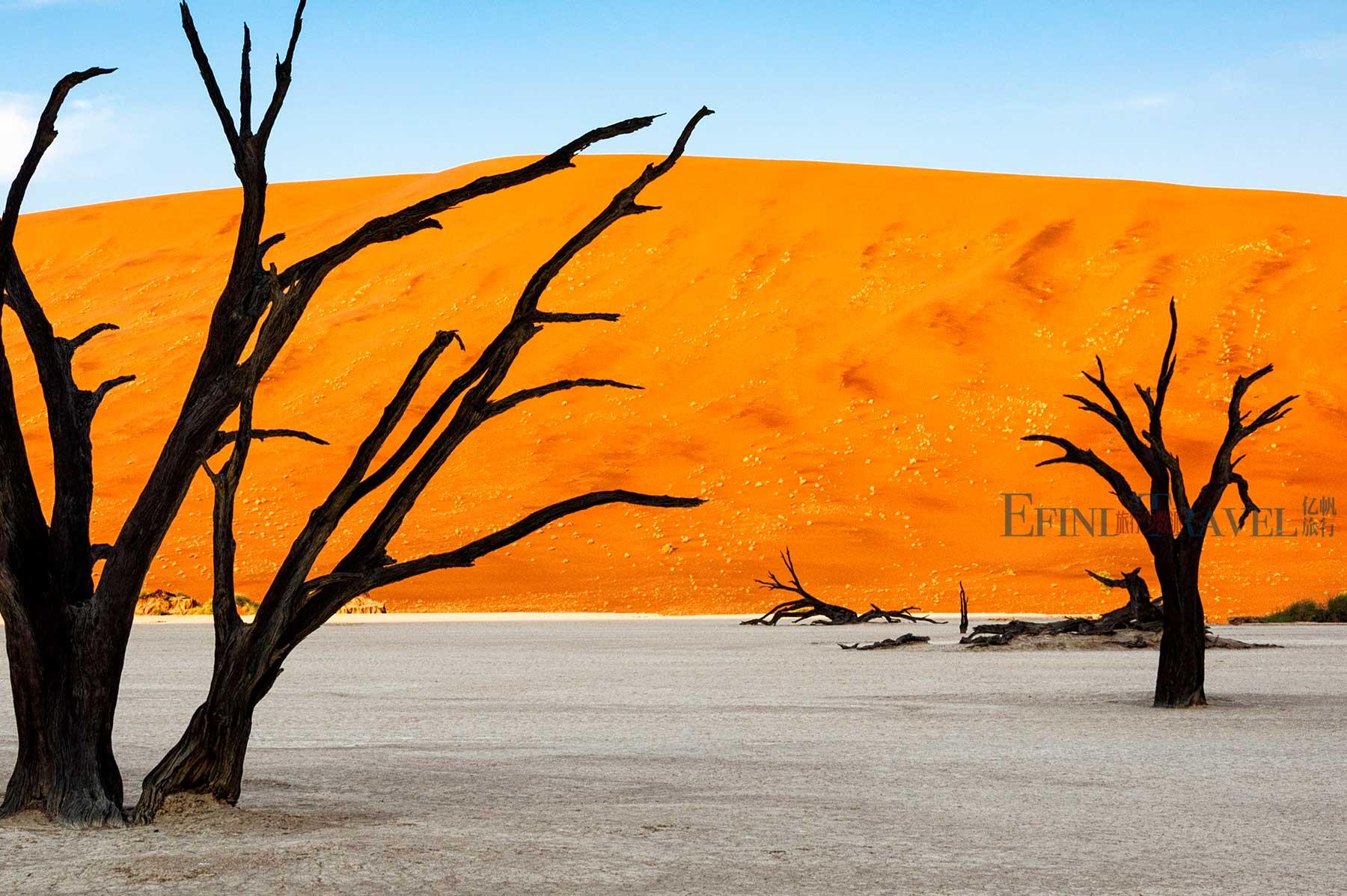 纳米比亚死亡谷