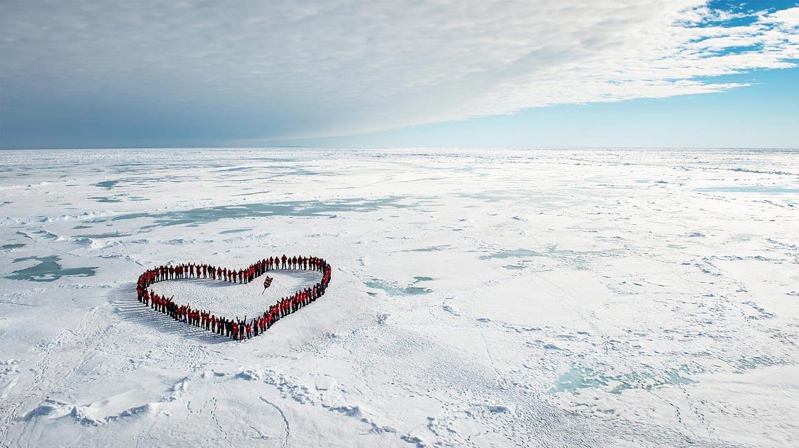 北极点旅行