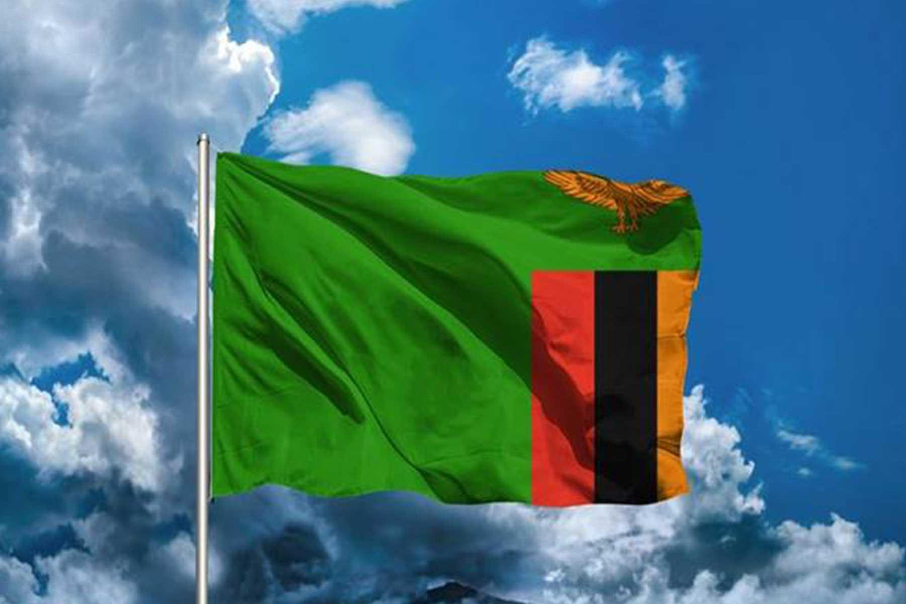 赞比亚国旗