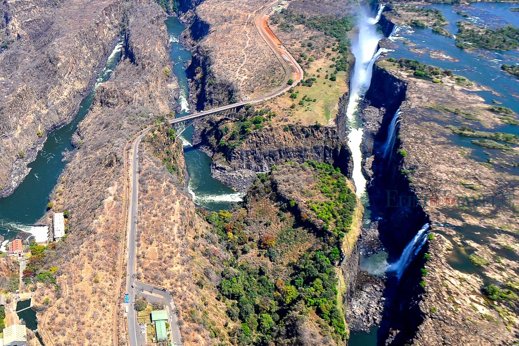 维多利亚大瀑布
